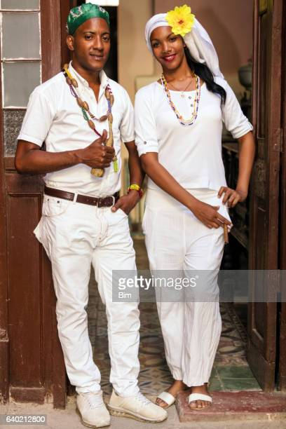 Cuban Couple