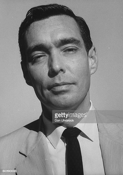 Cuban Felipe Rivero Diaz survivor of the Bay of Pigs invasion in 1961