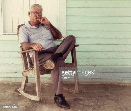 Cuban Man : Stock Photo