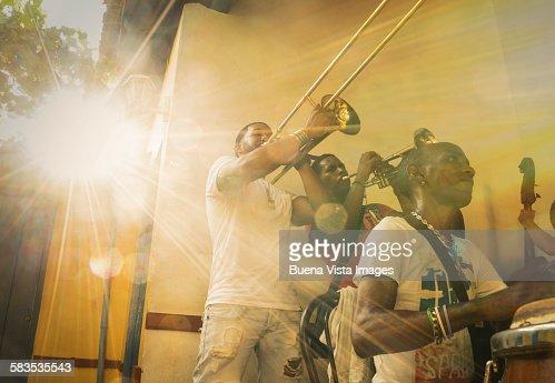 Cuban music group