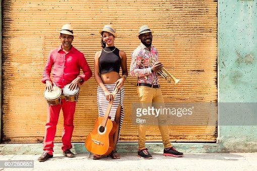 Cuban Musical Trio