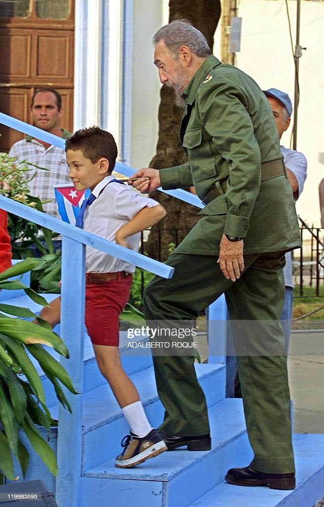 the custody status of elian gonzalez in cuba Gore initially supported republican legislation to give the boy and his father permanent residence status,  elian-gonzalez-cuba  elian's dad lauds court custody.