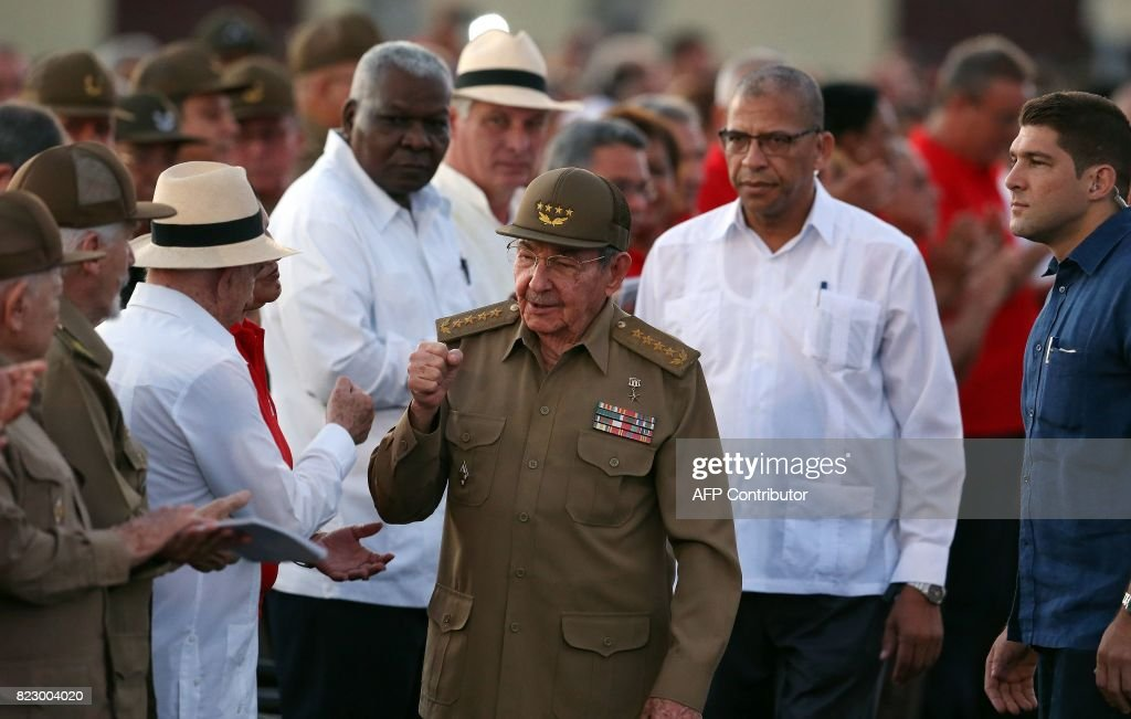 Cuba Celebrates 64th Anniversary of Moncada Barracks Attack