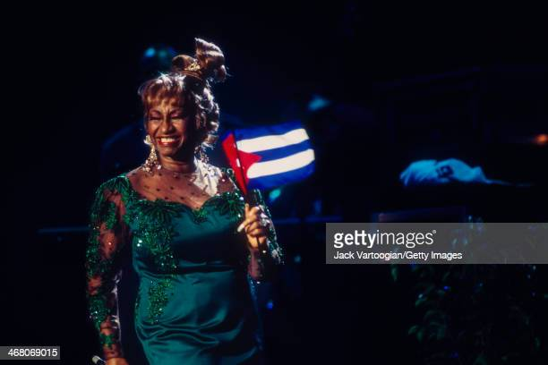 Celia Cruz Stock Photos And Pictures Getty Images
