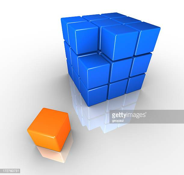 Cube formation