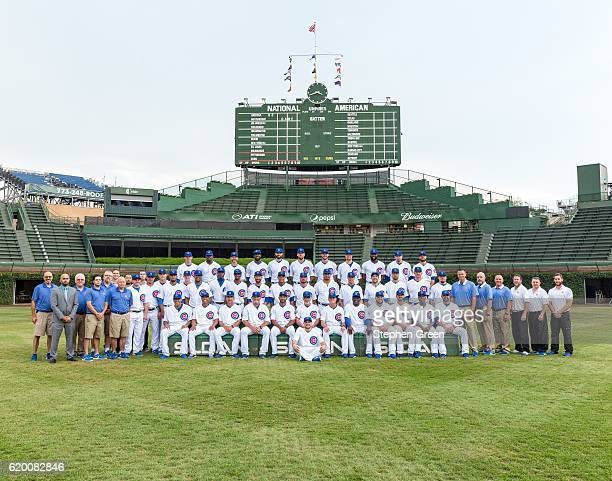 Left to Right Vijay Tekchandani Danny Mueller Otis Hellman Henry Blanco Franklin Font Mike Borzello Chris Bosio Dave Martinez Matt Zaruba Joe Maddon...