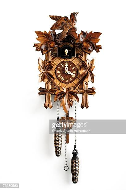 Cuckoo clock stock photos and pictures getty images - Colorful cuckoo clock ...