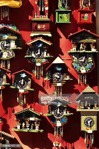 Cuckoo clocks, Switzerland
