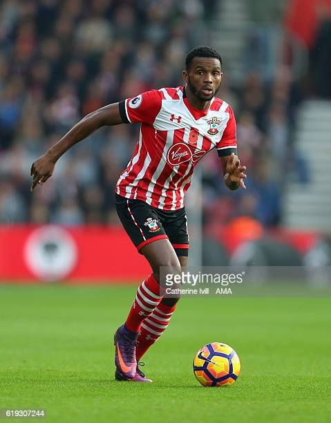 Cuco Martina of Southampton during the Premier League match between Southampton and Chelsea at St Mary's Stadium on October 30 2016 in Southampton...