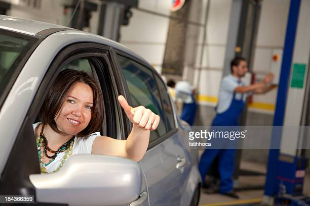 Cuctomer et Service Auto