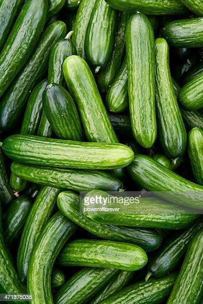 Fond de concombre