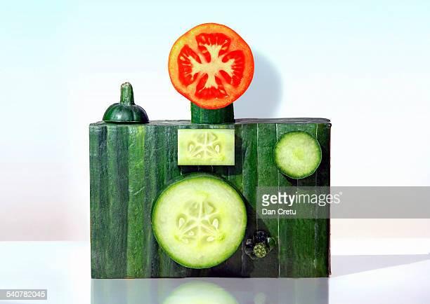 Cucumber Camera