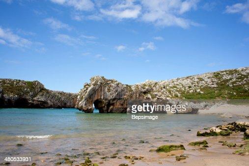 Cuevas del Mar : Foto stock