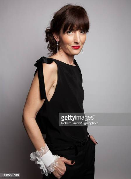 Cuff designer Catherine Osti is photographed for Madame Figaro on March 16 2017 in Paris France CREDIT MUST READ Robert Lakow/Figarophoto/Contour by...
