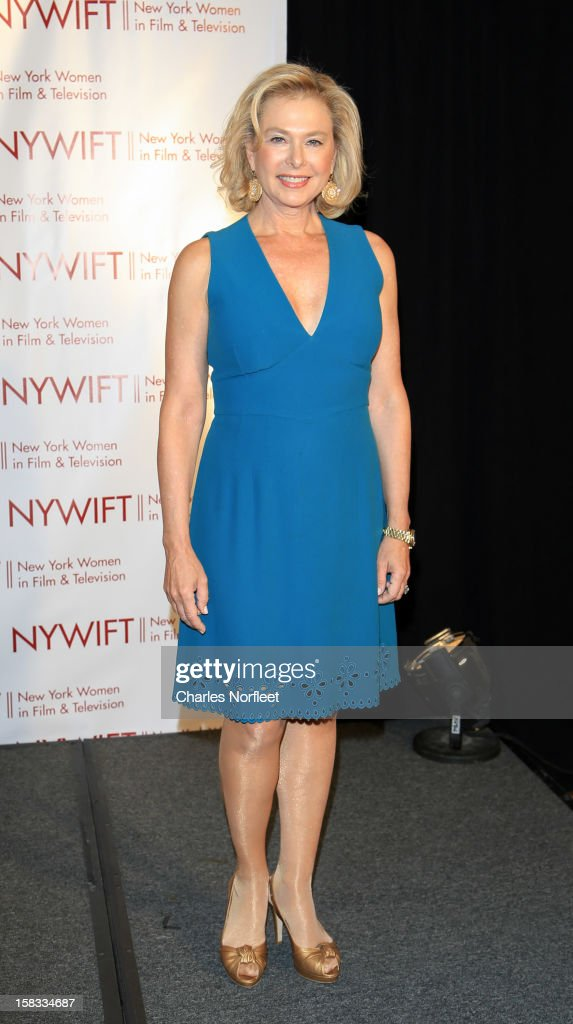 Culinary consultant/author Pamela Morgan attends the 2012 New York Women In Film And Television Muse Awards at the Hilton New York on December 13, 2012 in New York City.