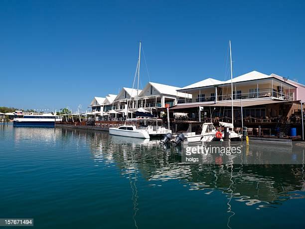 Cullen Bay, Darwin, Australia