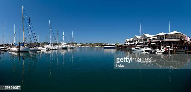 Cullen Bay, Darwin, Australie