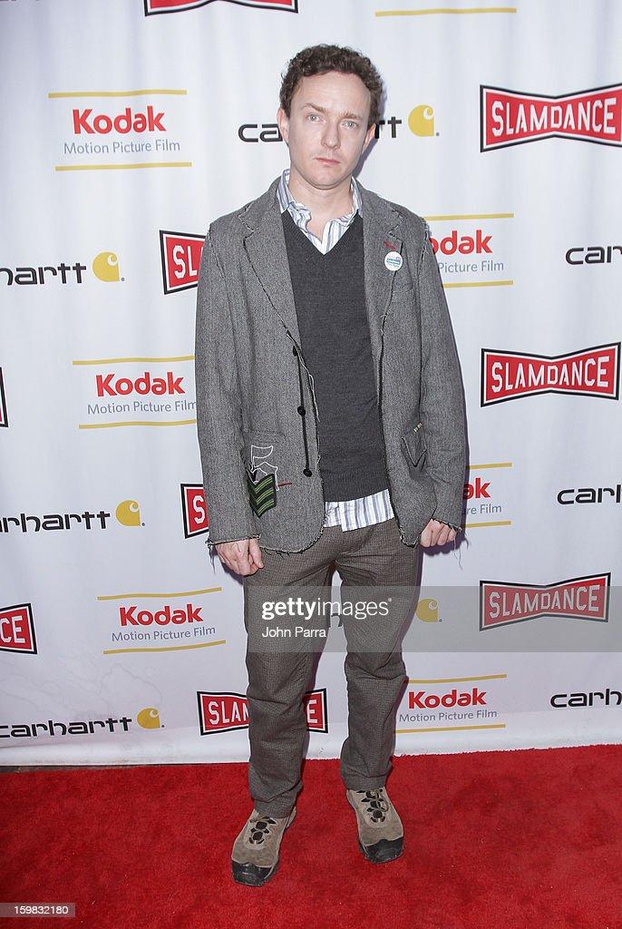 Cullen Hoback attends the Slamdance Film Festival at Slamdance Public House on January 20, 2013 in Park City, Utah.