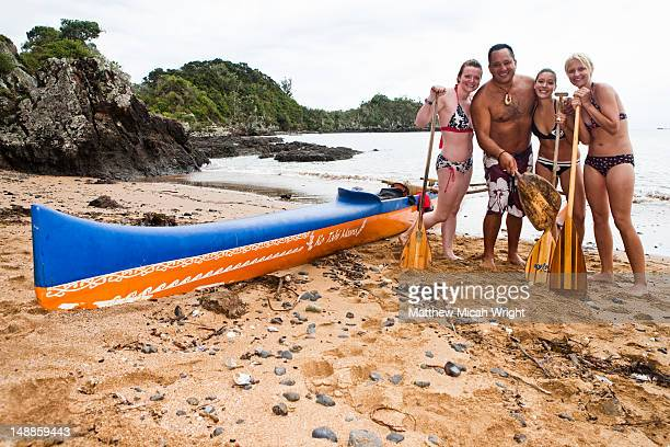 A cultural activity, outrigger canoeing is a popular past-time here in the Bay of Islands. Paddeling on a Waka with a Maori guide is a great way to see the islands
