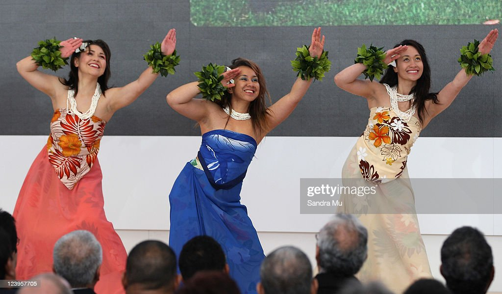 A cultural show is displayed for the dignitaries during the Official Opening of the 42nd Pacific Forum at the Cloud on September 7, 2011 in Auckland, New Zealand. The annual gathering of leaders of the pacific nations has attracted heavyweight list of guests this year including United Nations Secretary General Ban Ki-moon, European Commission President Jose Manuel Barroso, the French Foreign Minister and the US Deputy Secretary of State. The forum conclusion coincides with the Opening Ceremony of the Rugby World Cup.