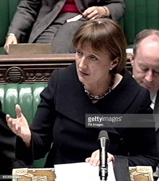Culture Secretary Tessa Jowell announces to the House of Commons that the TV licence fee is to rise to 15150 over the next six years