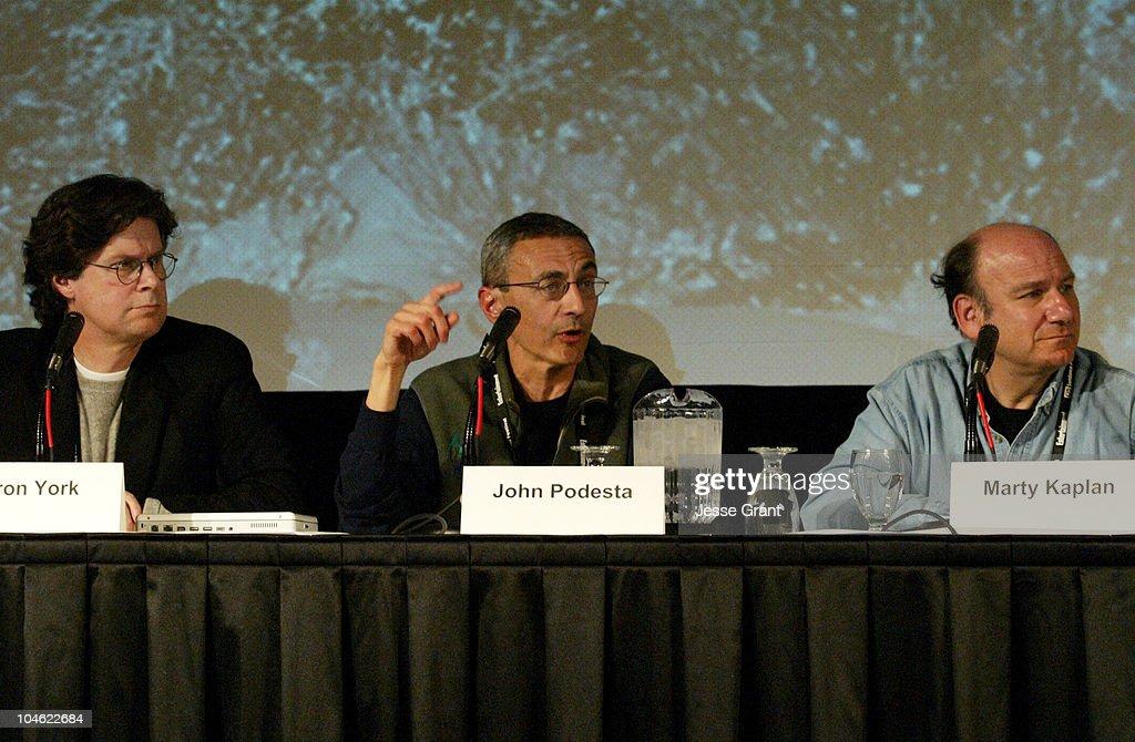 "2005 Sundance Film Festival - ""The Culture Wars"" Panel"