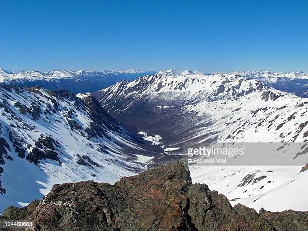 Cumbre Cerro Cella / Bariloche