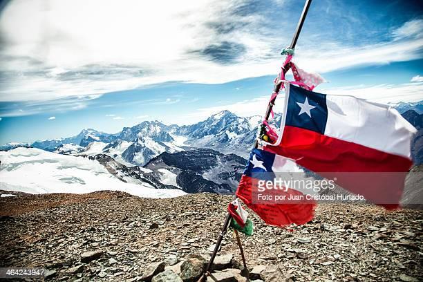Cumbre Cerro El Plomo (5.424 msnm)