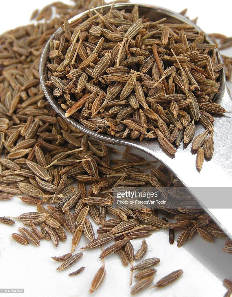 Cumin Seeds : Stock Photo