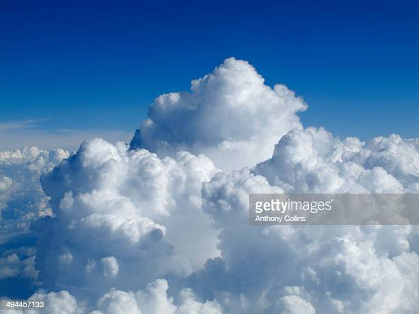 Cumulo Nimbus clouds