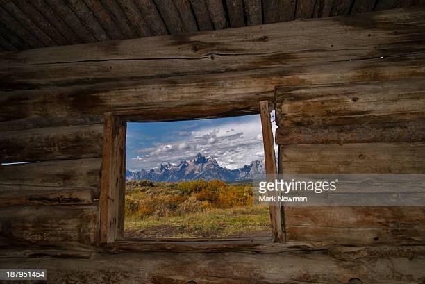Cunningham Pioneer Cabin