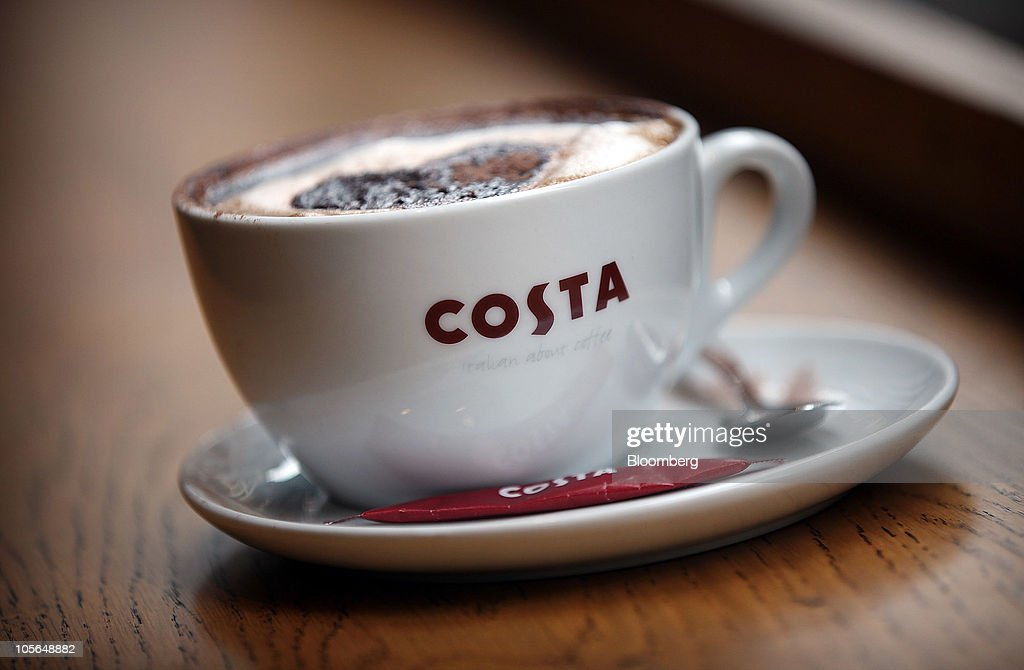 Costa Coffee Ahead Of Earnings Photos And Images Getty