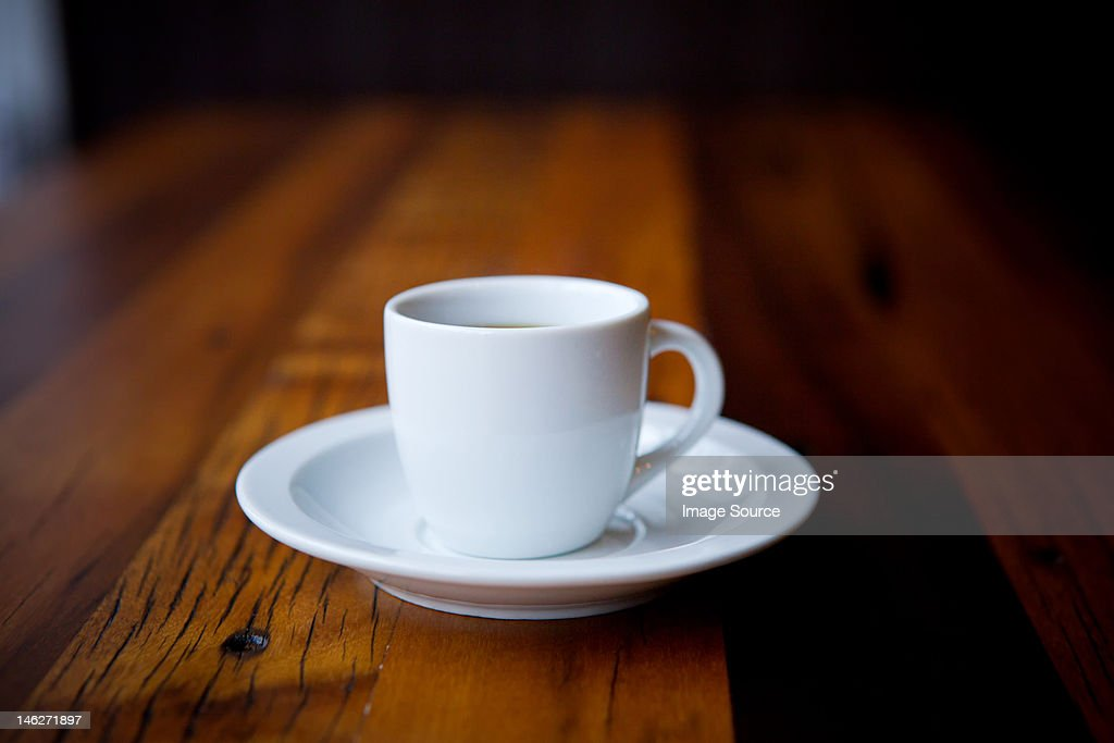 Cup of coffee : Stock Photo