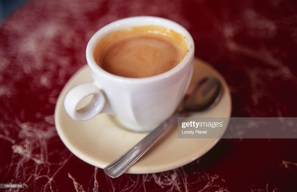 Cup of coffee. : Stock Photo