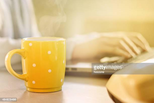 のコーヒー
