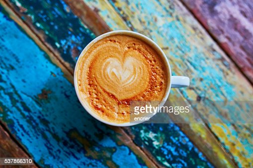 Cup of fresh coffee : Stock Photo