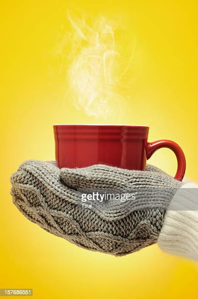 Cup of hot drink