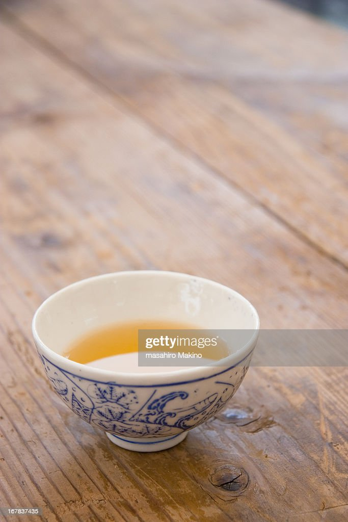 A Cup Of Tea : Stock Photo