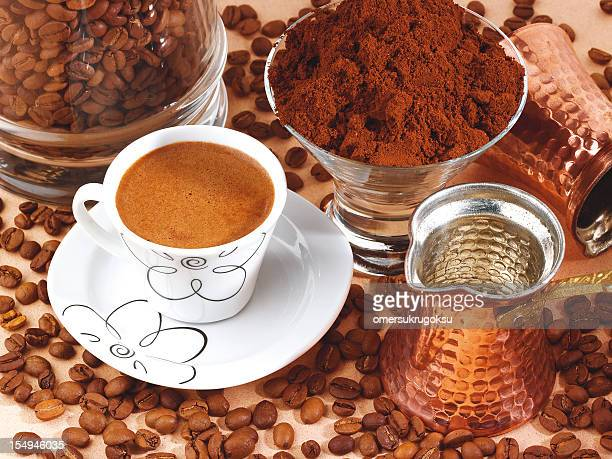 Cup of Turkish Coffee