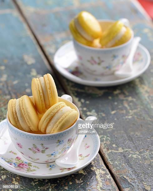 2 cup of vanilla macaroons