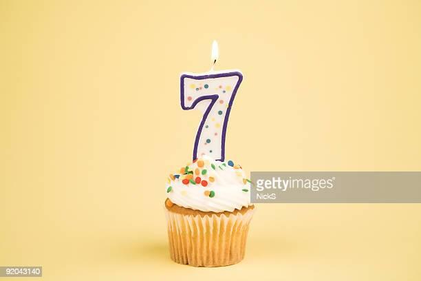 Cupcake numéro de série 7