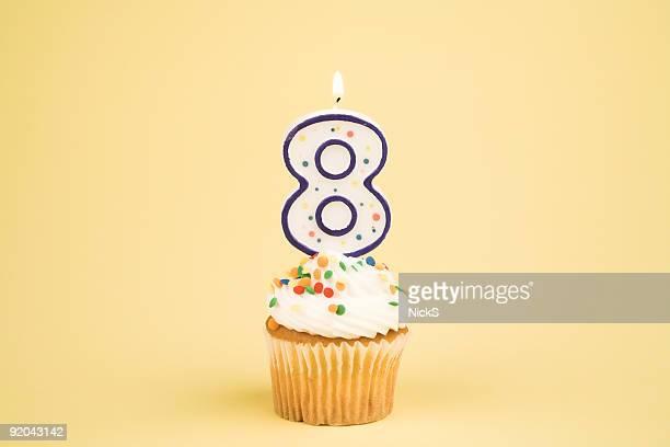 Cupcake numéro de série (8