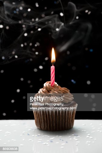 Cupcake Party : Stock Photo