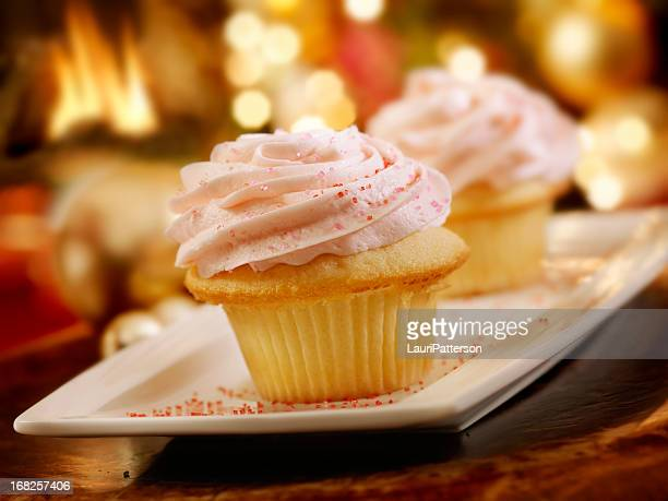 Cupcakes at Christmas Time
