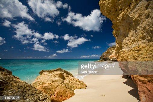 Cupecoy Beach / Rocks