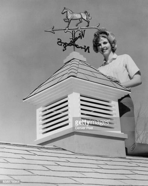 A cupola that is attractive and on excellent means of ventilating an attic may be built easily from a fullsized pattern which shows how to make it...