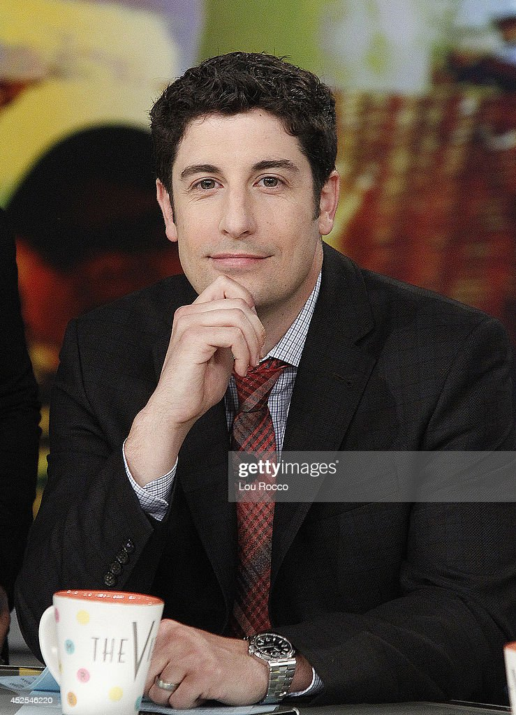 E. Cupp (CNN's 'Crossfire') and Jason Biggs ('Orange is the New Black') guest co-host; Kate Hudson ('Wish I Was Here') and Emmy nominee Laverne Cox ('Orange is the New Black') are guests today, Monday, July 21, 2014 on ABC's 'The View.' 'The View' airs Monday-Friday (11:00 am-12:00 pm, ET) on the ABC Television Network.