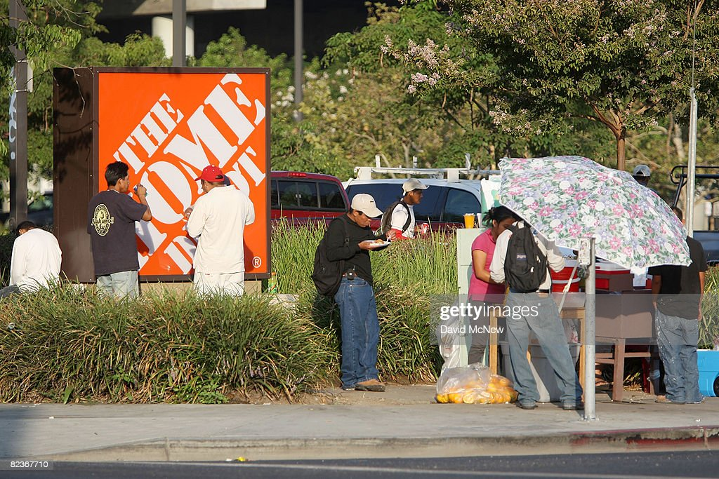 Hiring Mexican Workers At Home Depot