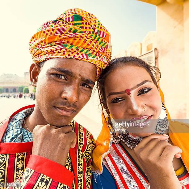 Curious Indian Teenage Couple