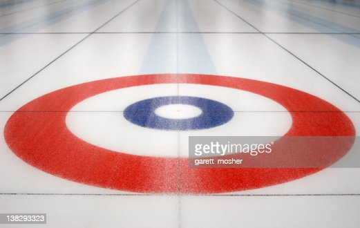 Curling House inside ice shed
